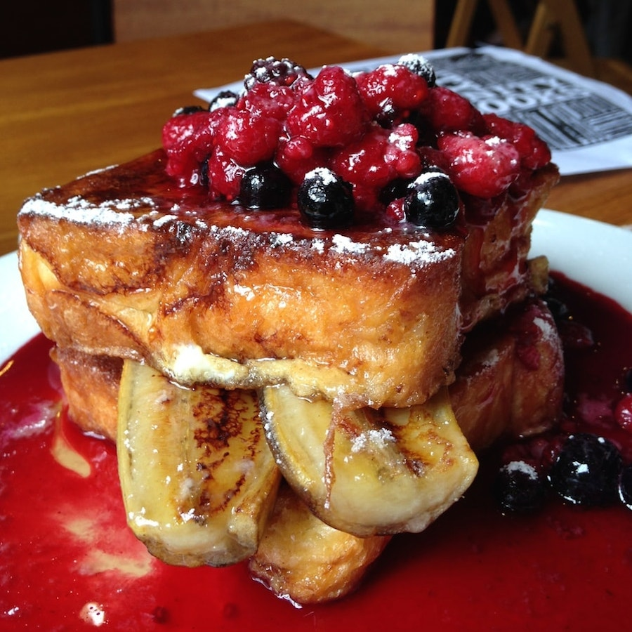 2 - French toast-square