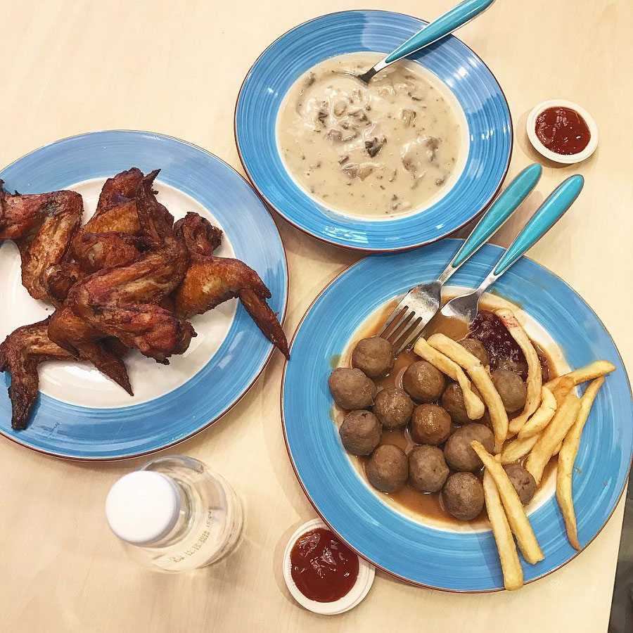 Break Your Fast At IKEA's Halal Buffet (Shopping Hours