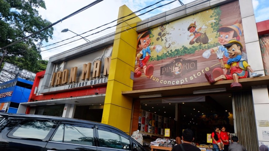 These 15 Best Shopping Spots In Bandung Are Every