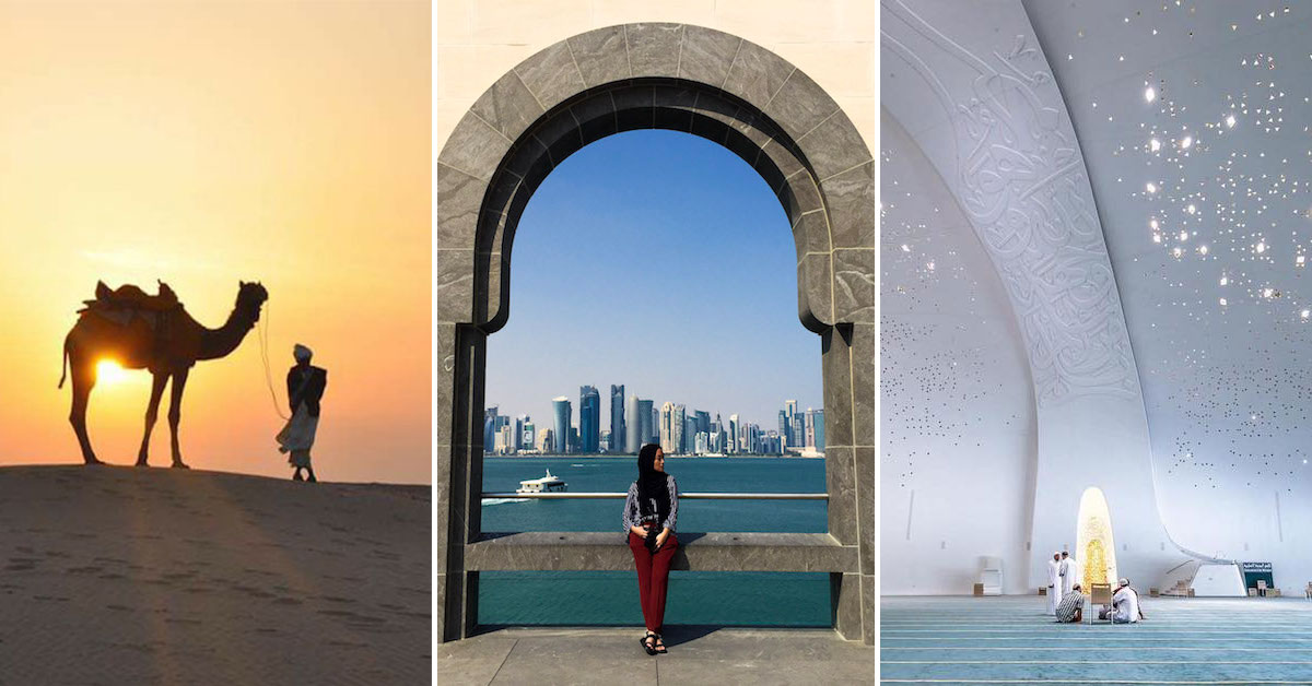 8 Reasons Why Qatar Is Every Muslim Traveller's Dream Middle